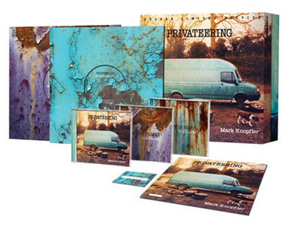 Mark Knopfler / Privateering Super Deluxe Box