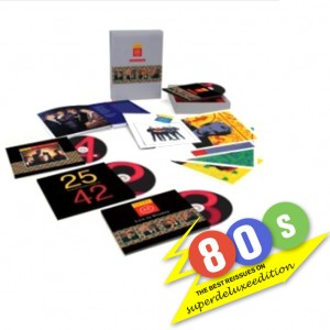 Level 42 / Running In The Family 25th Anniversary 3CD+DVD Box Set