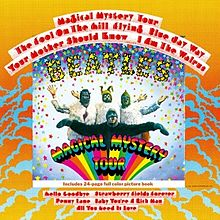 Pre-order Magical Mystery Tour Stereo Vinyl Remaster