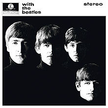 Pre-order With The Beatles Vinyl Stereo Remaster