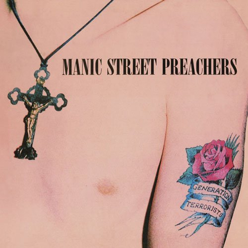 Manic Street Preachers / Generation Terrorists 20th anniversary reissues