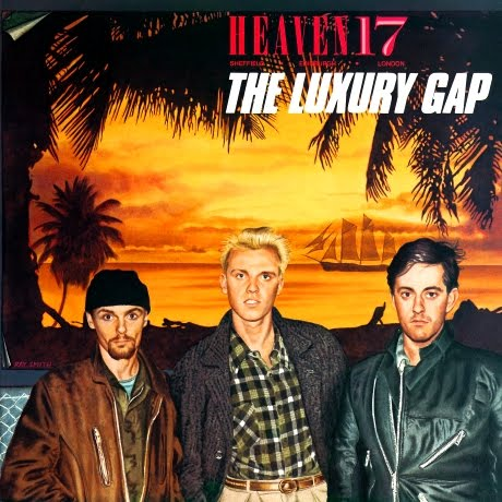 Heaven17 / The Luxury Gap 2CD+DVD deluxe edition