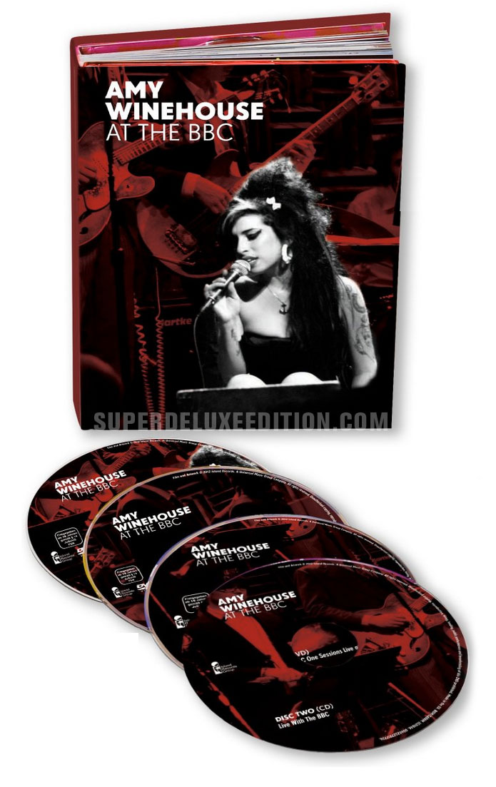 Pre-order Amy Winehouse at the BBC