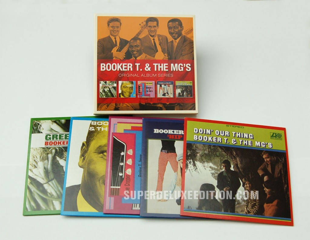 Booker T. & The MG's Original Album Series box set