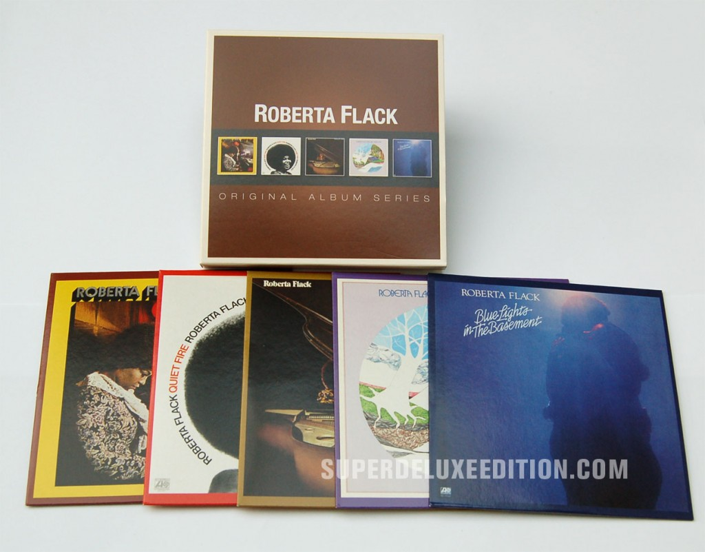 Roberta Flack / Original Album Series box set