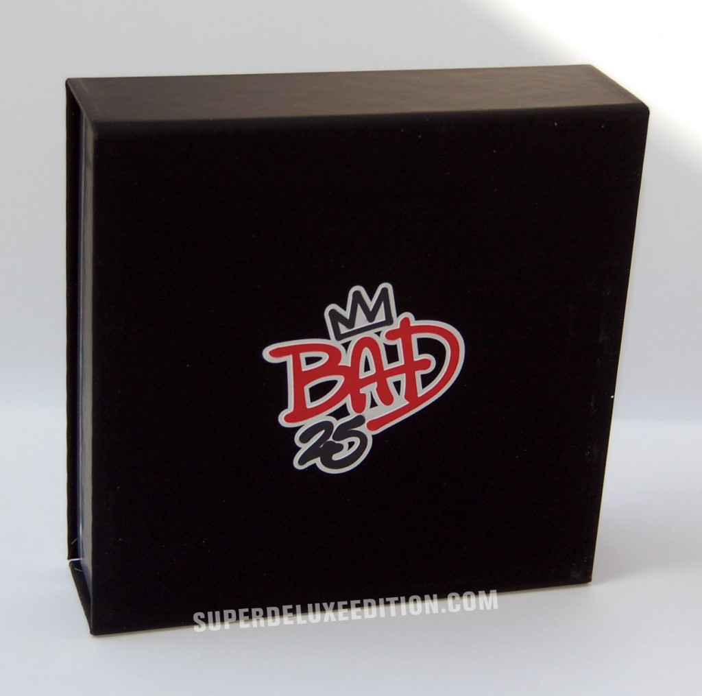 Michael Jackson / Bad 25 Deluxe Box Review