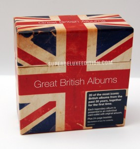 Great British Albums box set