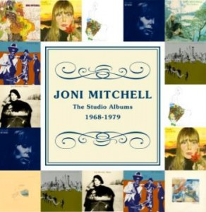 Joni Mitchell / The Studio Albums 1968-1979 box set