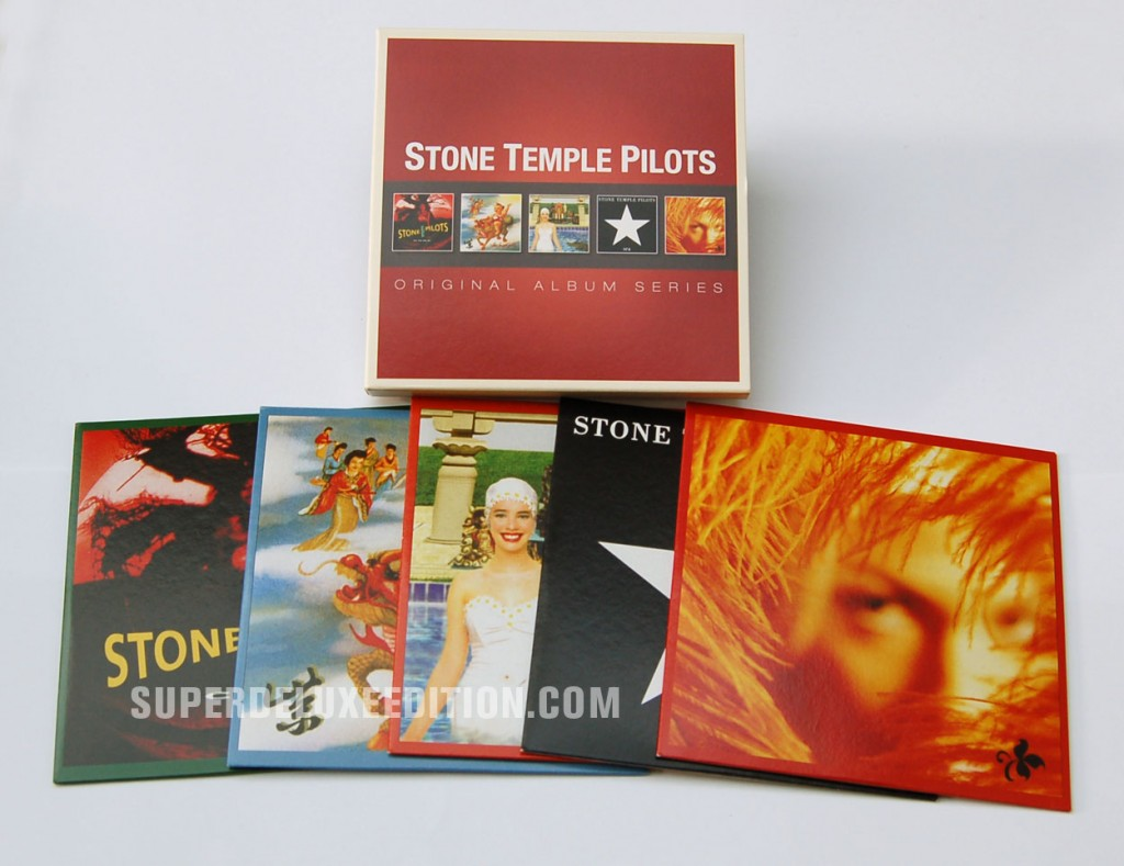Stone Temple Pilots / Original Album Series box set