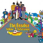 The Beatles / Yellow Submarine album Vinyl Stereo remaster
