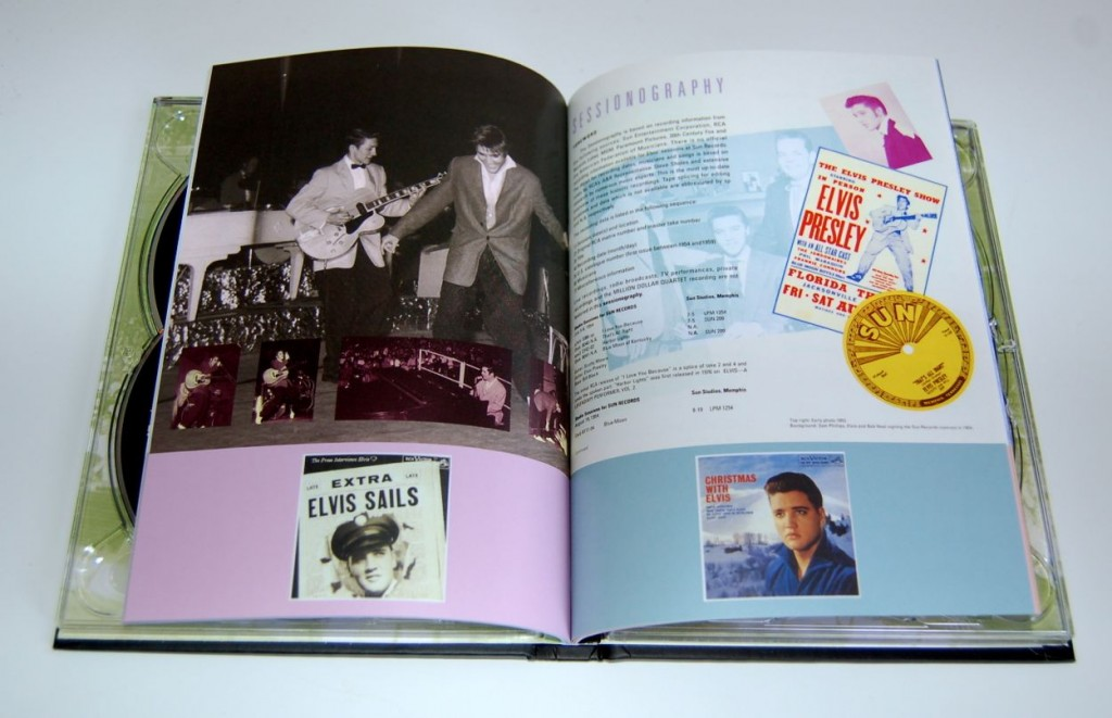 Elvis Presley / The Complete 50's Masters 5CD box set