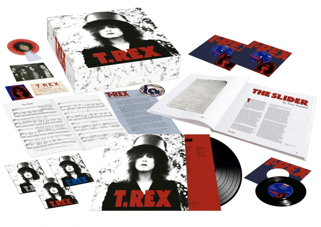 T. Rex / The Slider 40th Anniversary box set