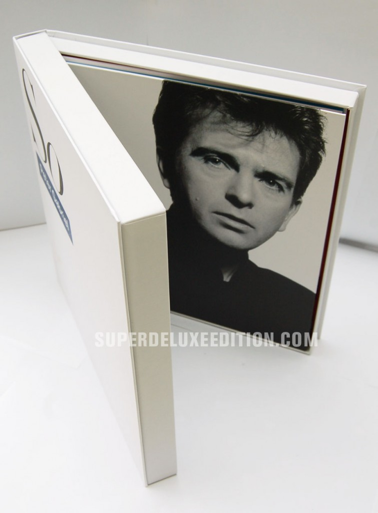 "Peter Gabriel / First Pictures ""So"" Deluxe Box"