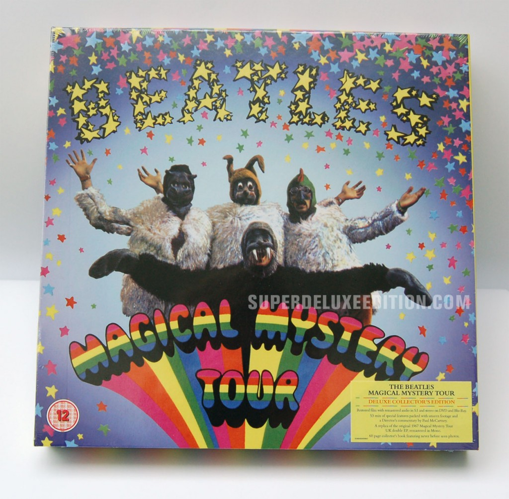 The Beatles / Magical Mystery Tour box set