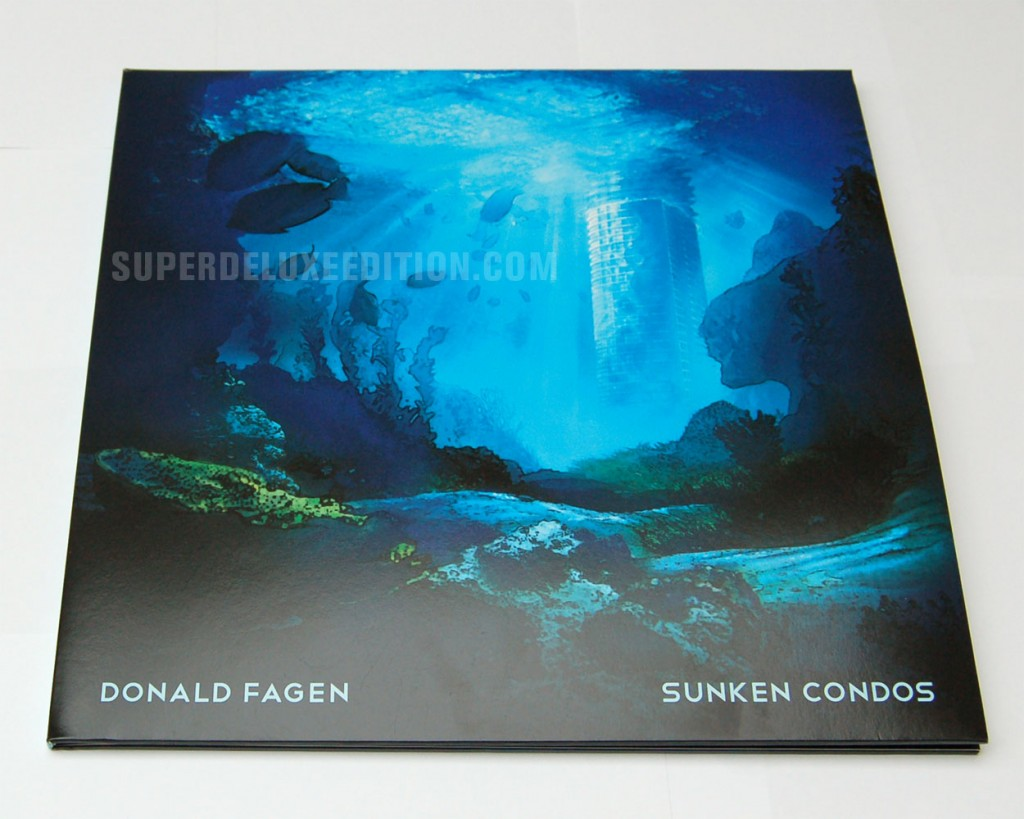Donald Fagen / Sunken Condos 2xLP review