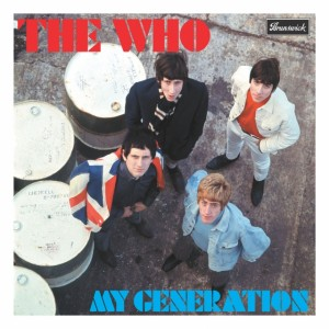 The Who / My Generation mono CD issue