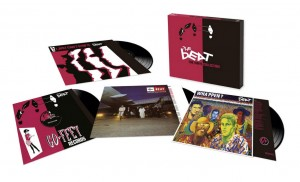 The Beat / Vinyl Collection box set