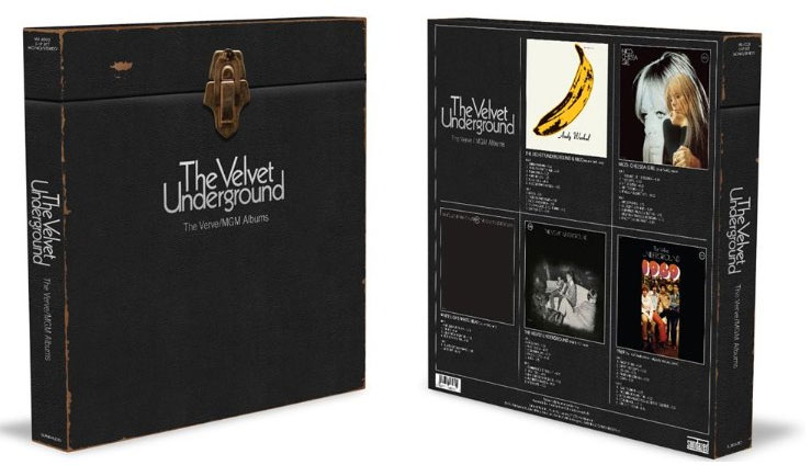 The Velvet Underground / Verve/MGM vinyl box set