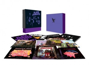 Black Sabbath / The Vinyl Collection 1970-1978