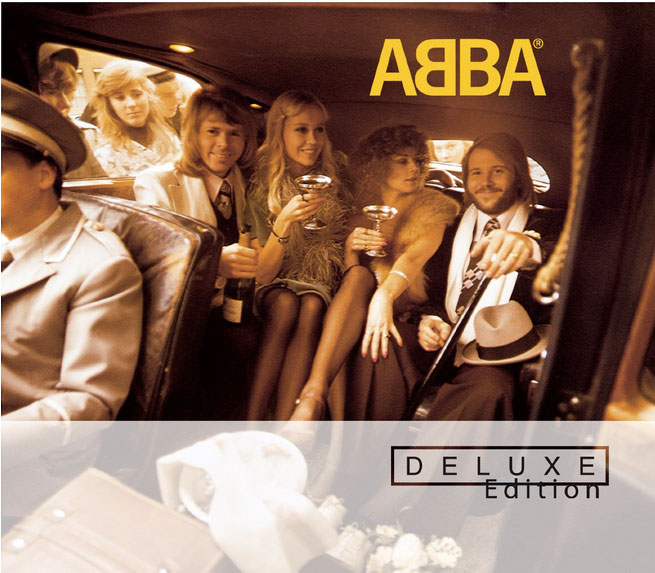 ABBA deluxe edition CD+DVD