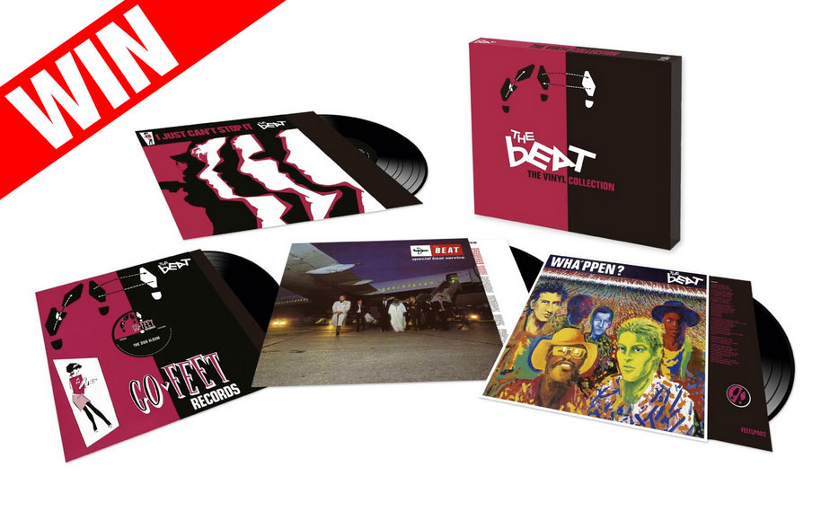 The Beat Vinyl Box Set / Win!