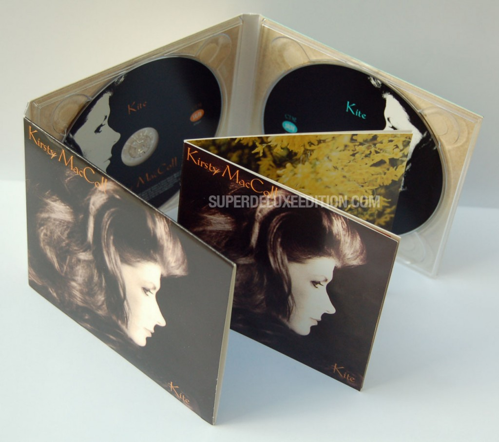 Kirsty MacColl / Salvo deluxe reissues