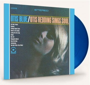 Otis Redding / Otis Blue: Otis Redding Sings Soul Blue Vinyl