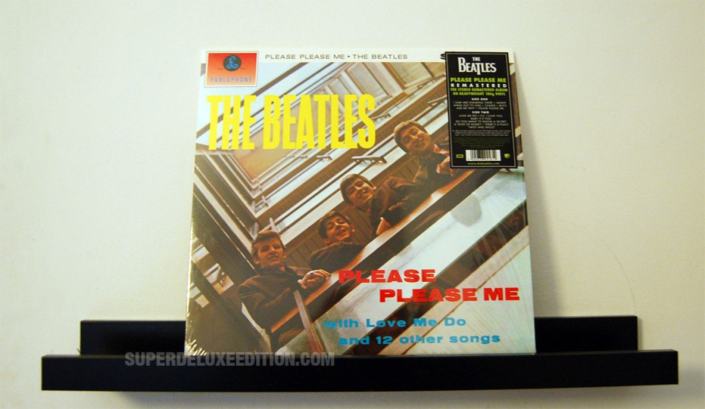 The Beatles / Vinyl Stereo Remasters: Please Please Me