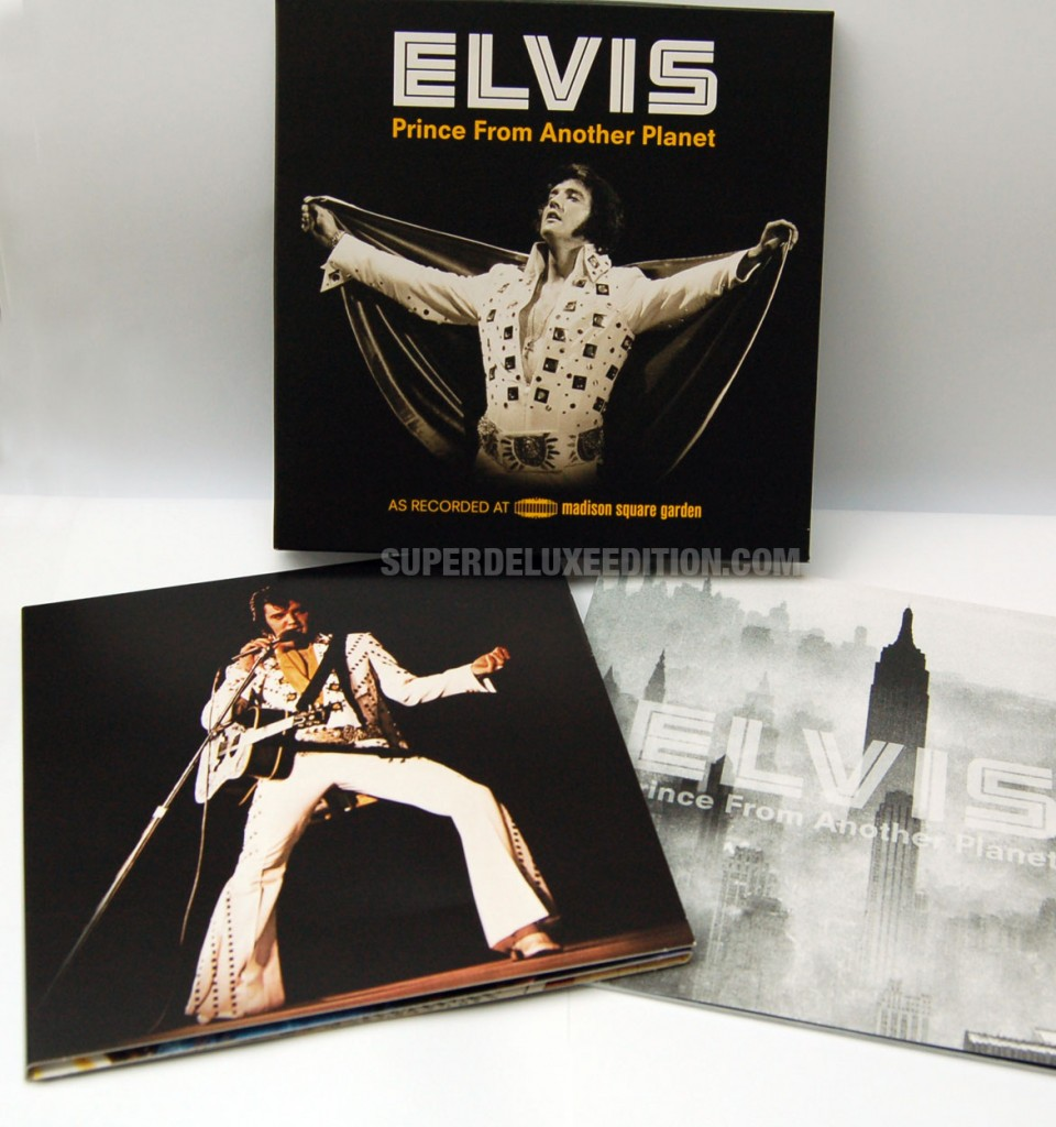 Elvis / Prince From Another Planet Deluxe Edition