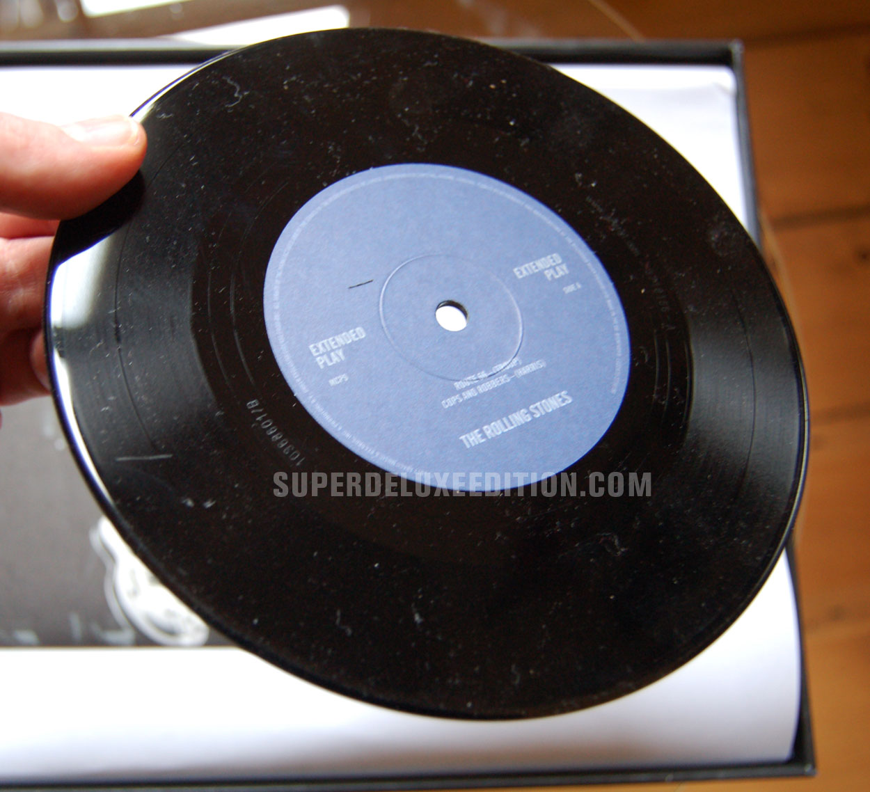 The Rolling Stones GRRR! Super Deluxe Edition