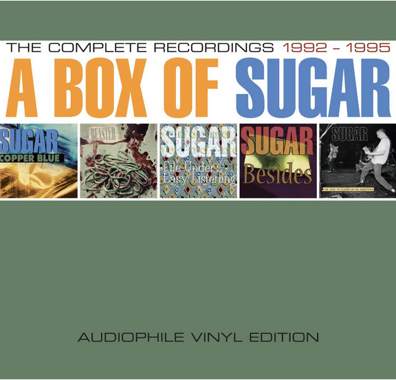 Sugar / A Box Of Sugar