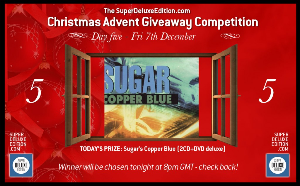 Christmas Advent Competition / Day Five: The Prize