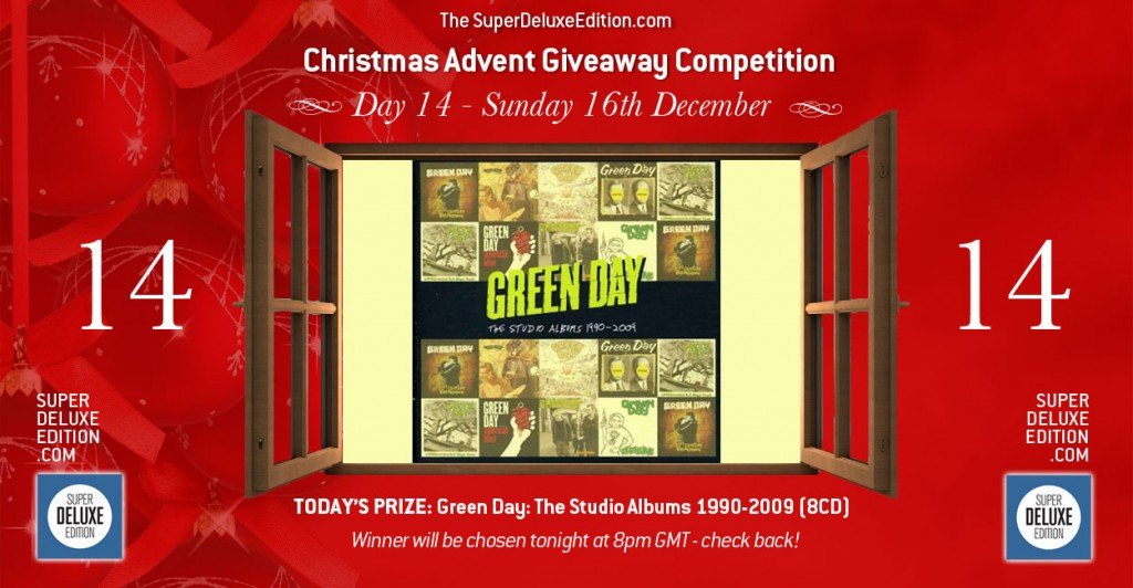 Christmas Advent Giveaway competition / Day 14: The Prize