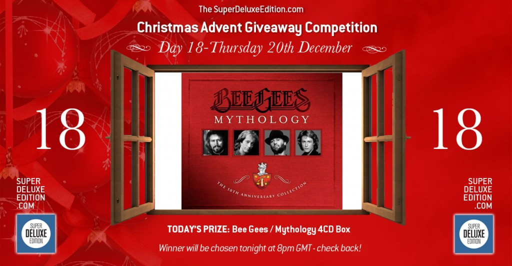 Christmas Advent Giveaway competition / Day 18: The Prize