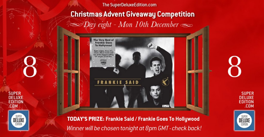 Christmas Giveaway Competition / Day Eight: The Prize