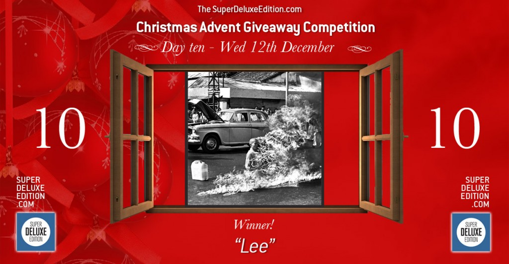 Christmas Advent Competition / Day Ten / The Winner