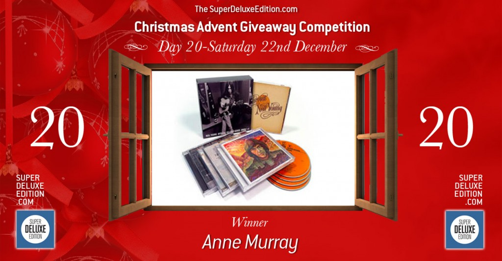 Christmas Advent Competition / Day 20: The Winner