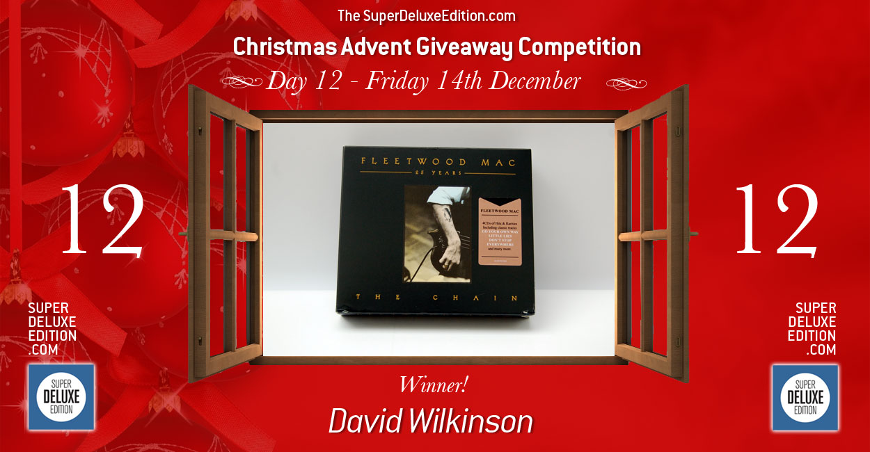 Christmas Advent Competition / Day 12: The Winner
