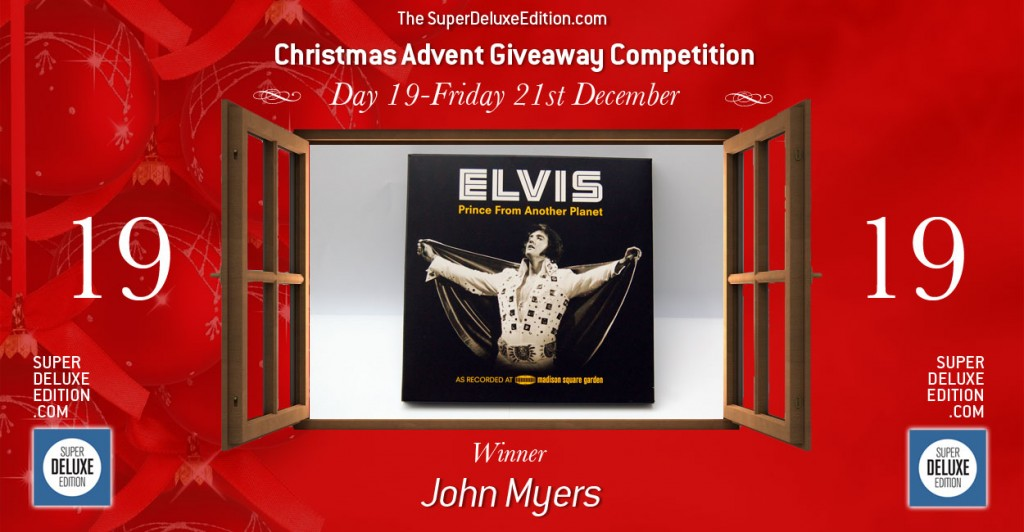 Christmas Advent Competition / Day 19: The Winner