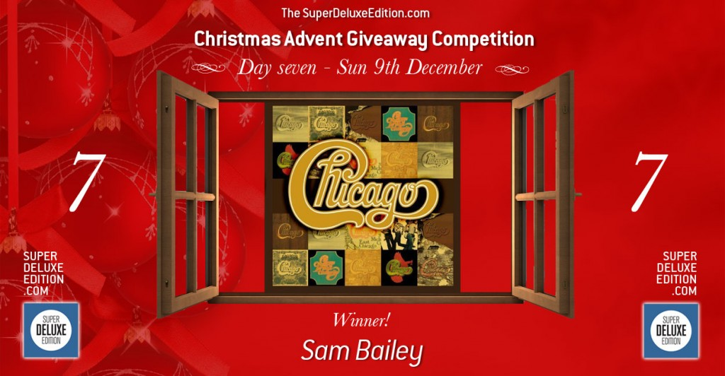 Christmas Advent Competition / Day Seven: The Winner