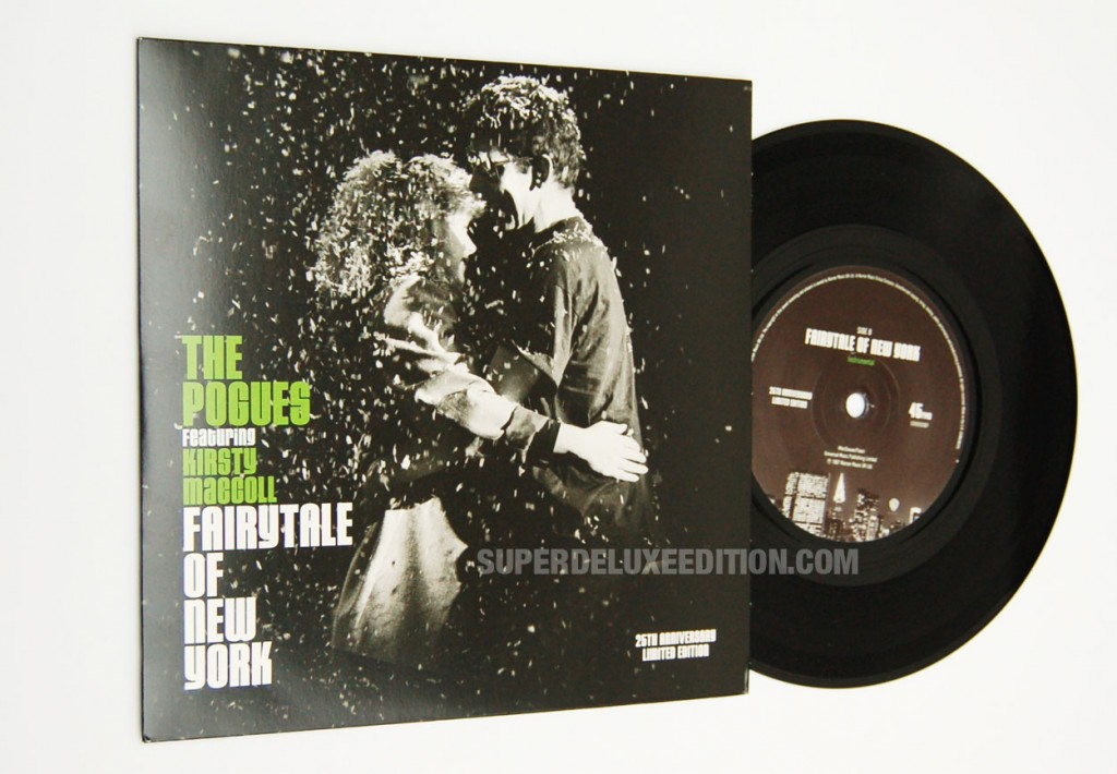 Win A Copy of The Fairytale of New York / The Pogues and Kirsty MacColl
