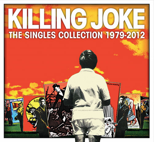 Killing Joke / The Singles Collection Super Deluxe Box