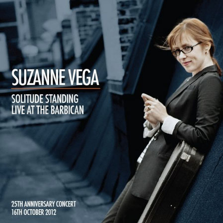 Suzanne Vega / Solitude Standing Live at the Barbican 2012