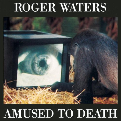 Roger Waters / Amused to Death SACD and 200g vinyl reissue
