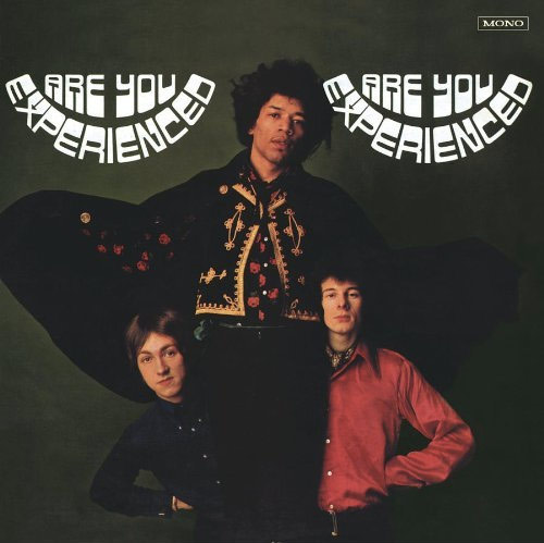 The Jimi Hendrix Experience / Are You Experienced mono 200g vinyl