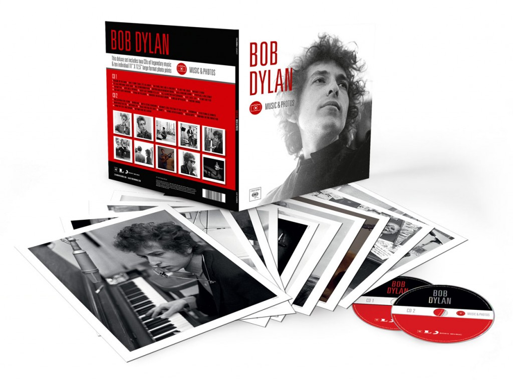 Sony Music & Photos series / Bob Dylan