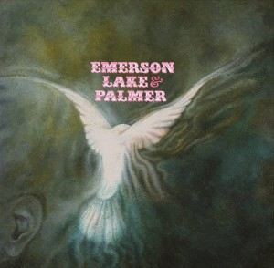 Emerson Lake & Palmer / Debut album on 2xLP