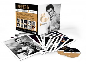 Sony Music & Photos series / Jeff Buckley - Elvis Presley - Miles Davis - Bob Dylan