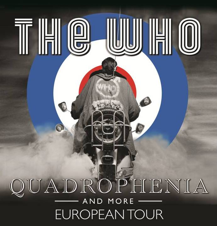 The Who / Quadrophenia European Tour 2013