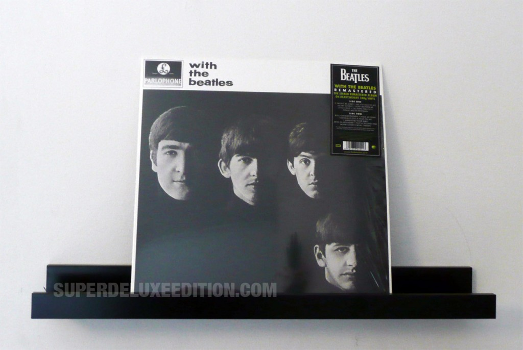 The Beatles / With The Beatles Stereo Vinyl Remasters